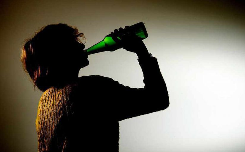 شرب الكحول في دبي