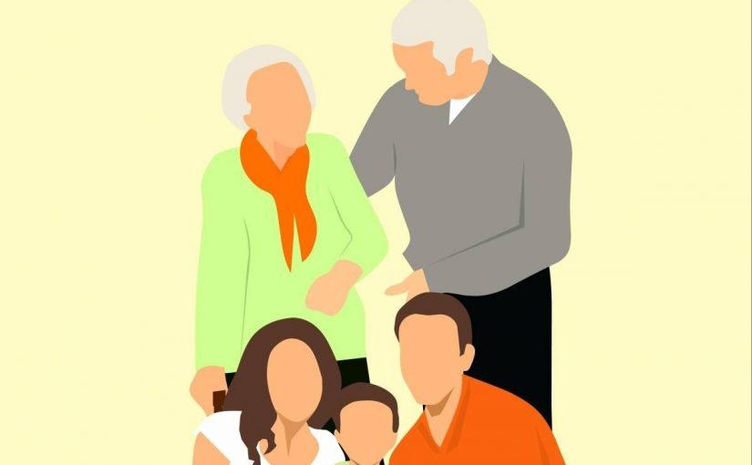 تعبير عن العائلة