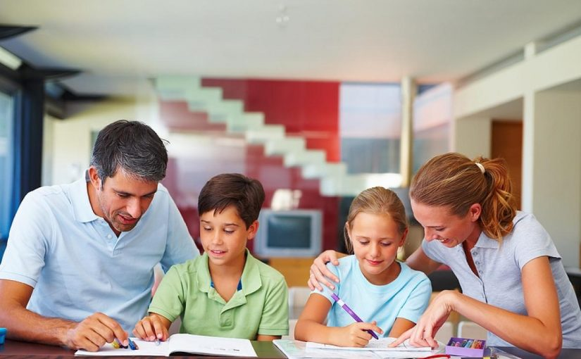 الدراسة المنزلية في دبي