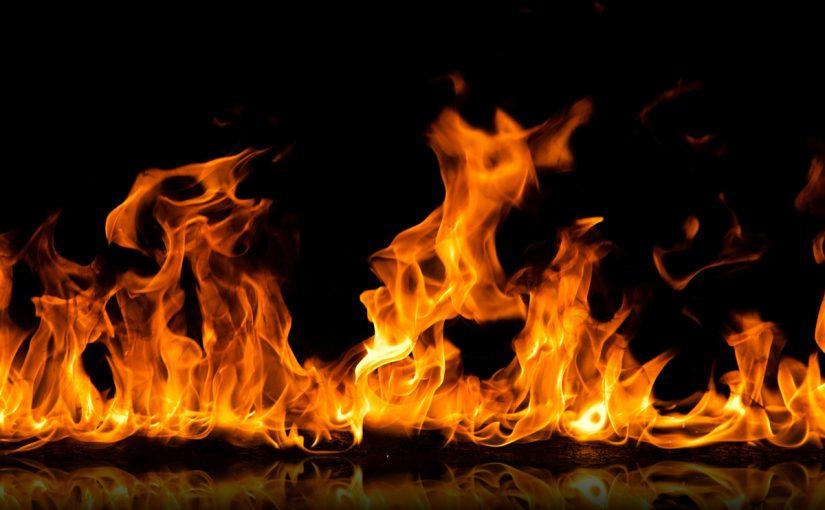 تفسير رؤية النار في المنام للمتزوجة