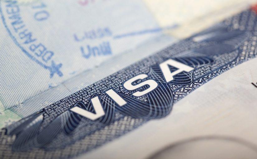 رقم تأشيرة الدخول