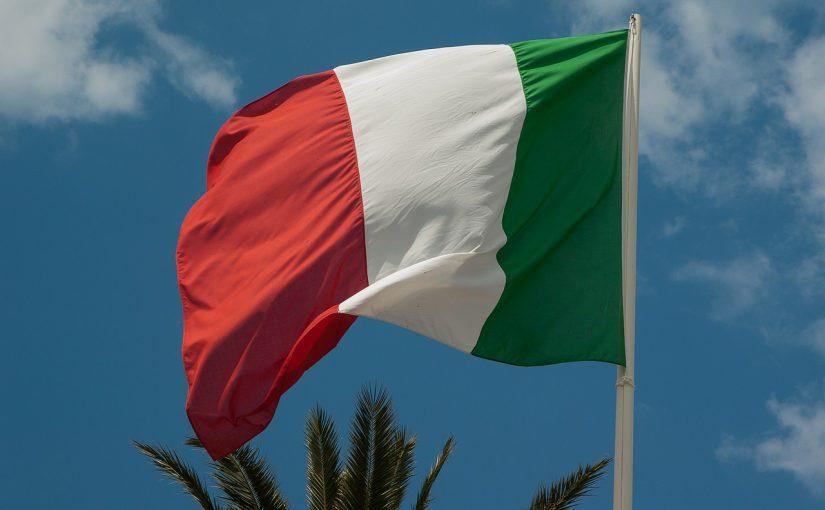 معنى الوان علم ايطاليا