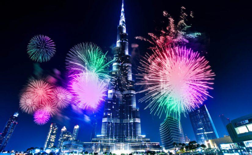 أفضل أماكن مشاهدة عروض الألعاب النارية في الامارات