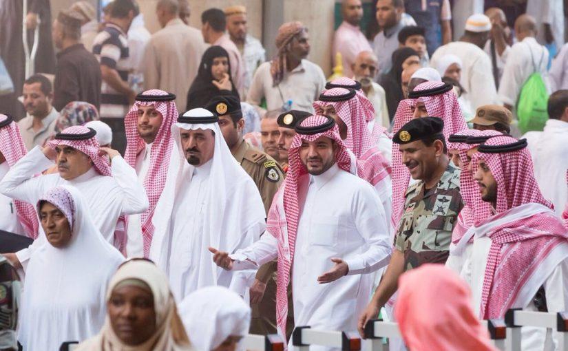 عدد سكان السعودية