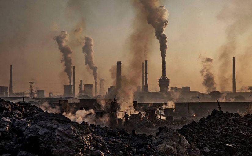 دخان المصانع واضراره