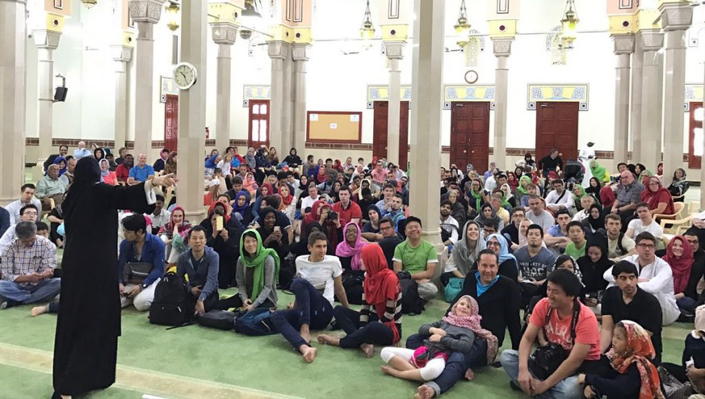 معلومات عن مسجد جميرا