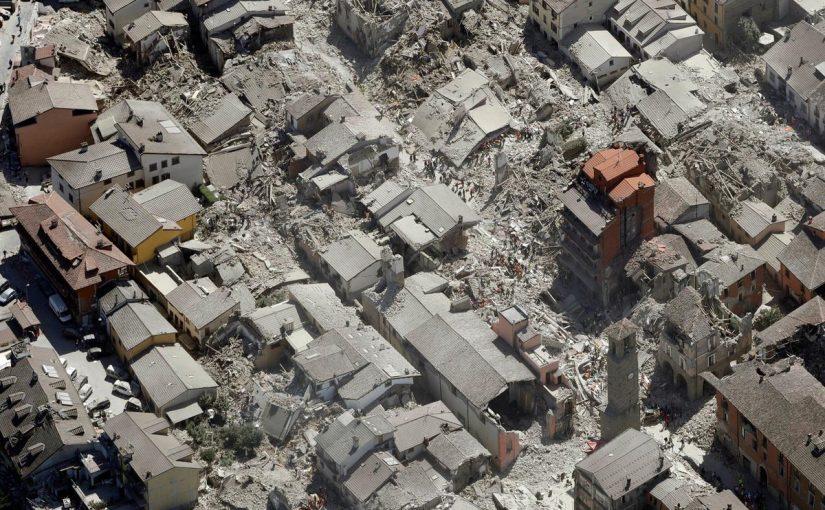 تفسير رؤيا حلم الزلزال في المنام موسوعة
