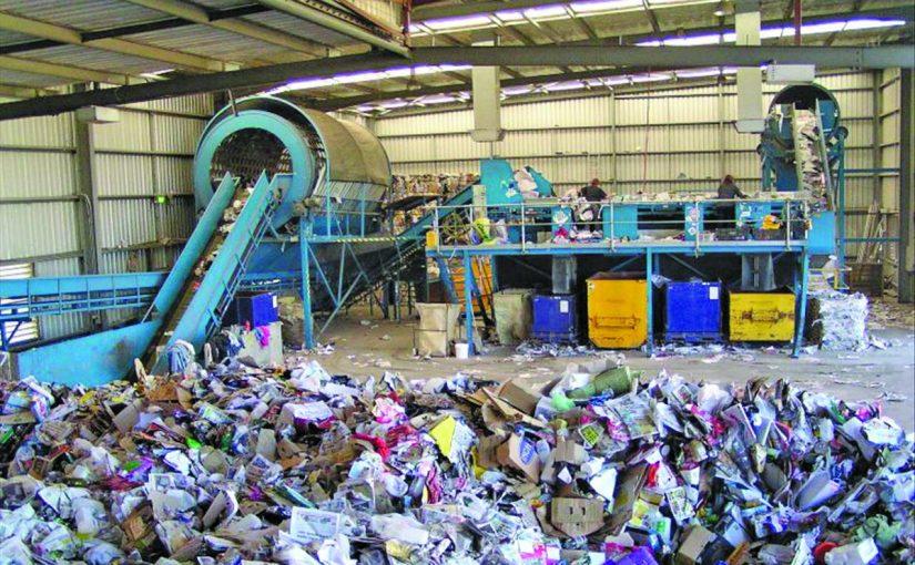 إعادة التدوير في دبي