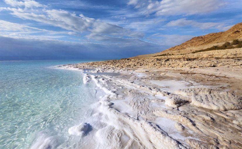 لماذا سمي البحر الميت