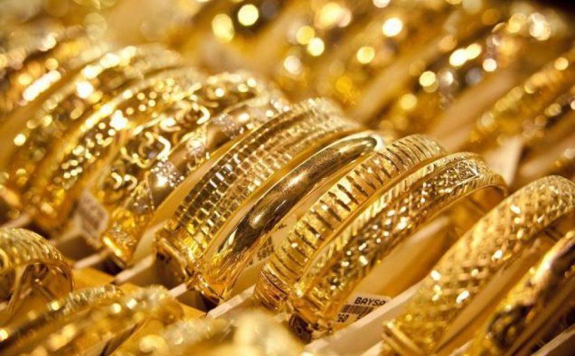انواع الذهب