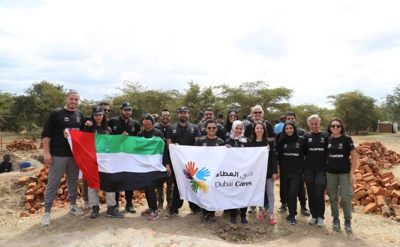 التطوع في دبي