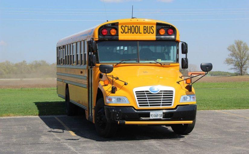 النقل المدرسي في دبي