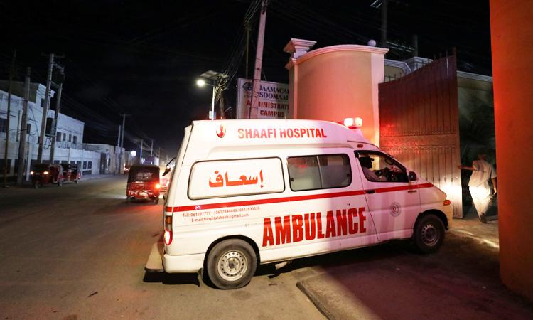 هجوم إرهابي على فندق بالصومال يسفر عن مقتل 5 أشخاص
