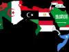 ما هي اكبر الدول العربية مساحة