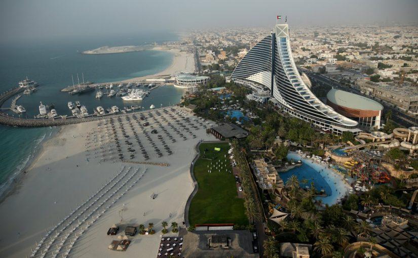 معالم جذب غير متوقعة في دبي
