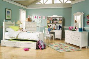 غرف نوم اطفال بنات
