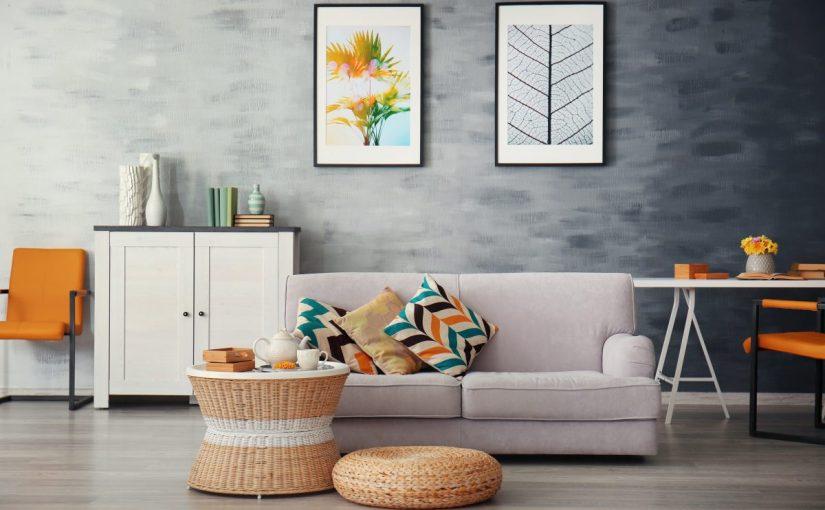 صور غرف معيشة حديثة وعصرية