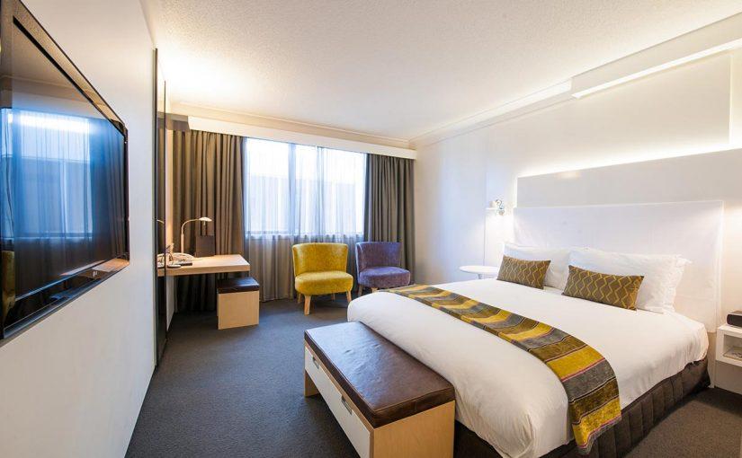 نظرة شاملة على فندق روضة المروج دبي