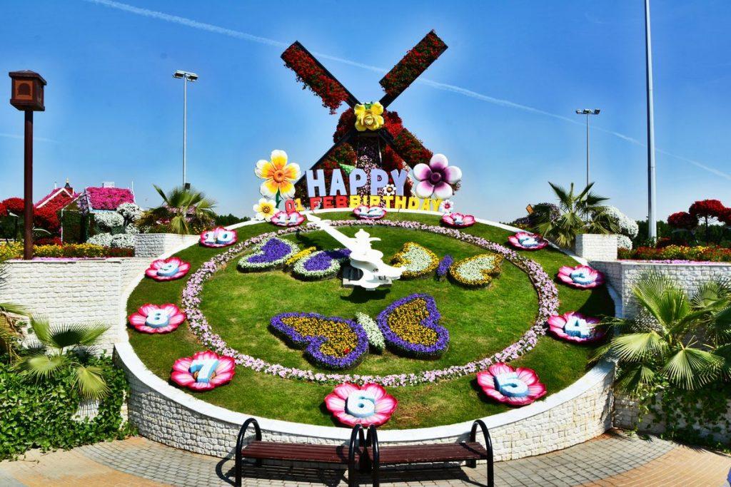 حديقة دبي للفراشات تفتتح أبوابها للجميع