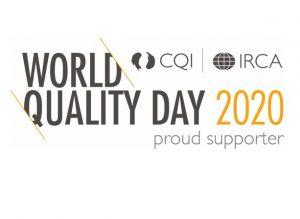 شعار يوم الجودة العالمي 2020