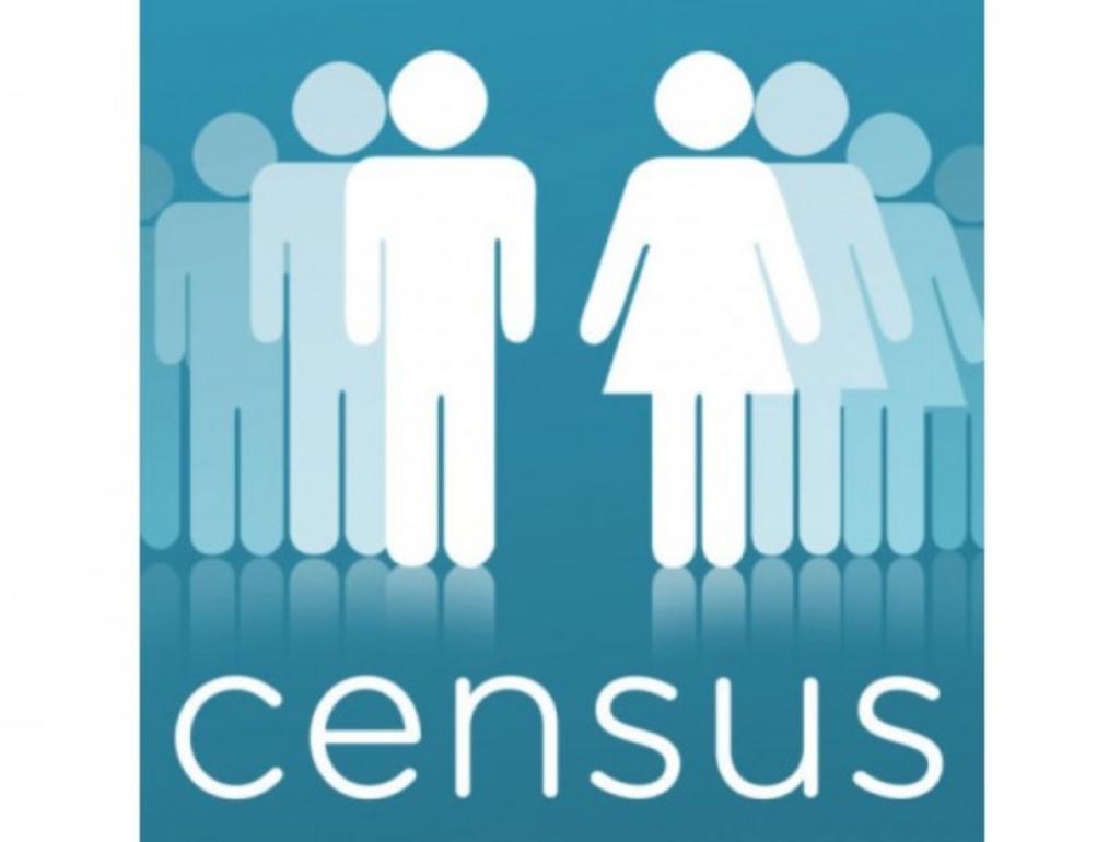 صور شعار التعداد السكاني