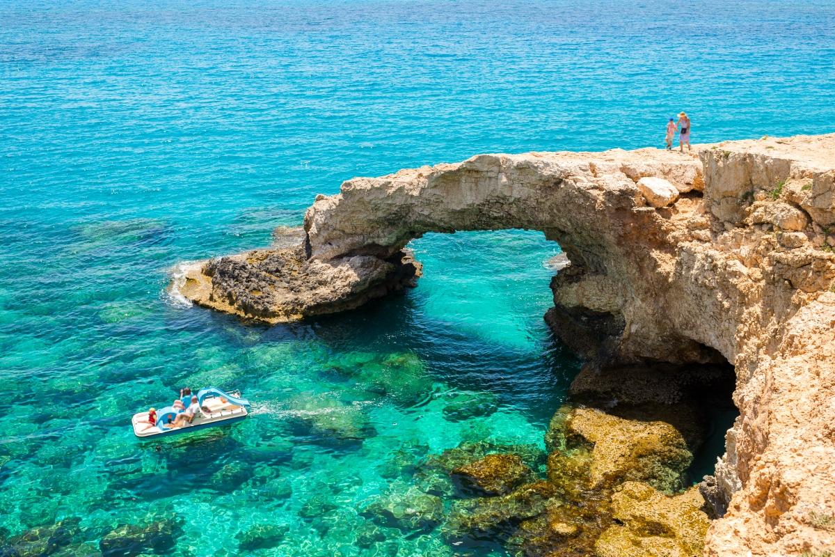 مدينة ايانابا قبرص