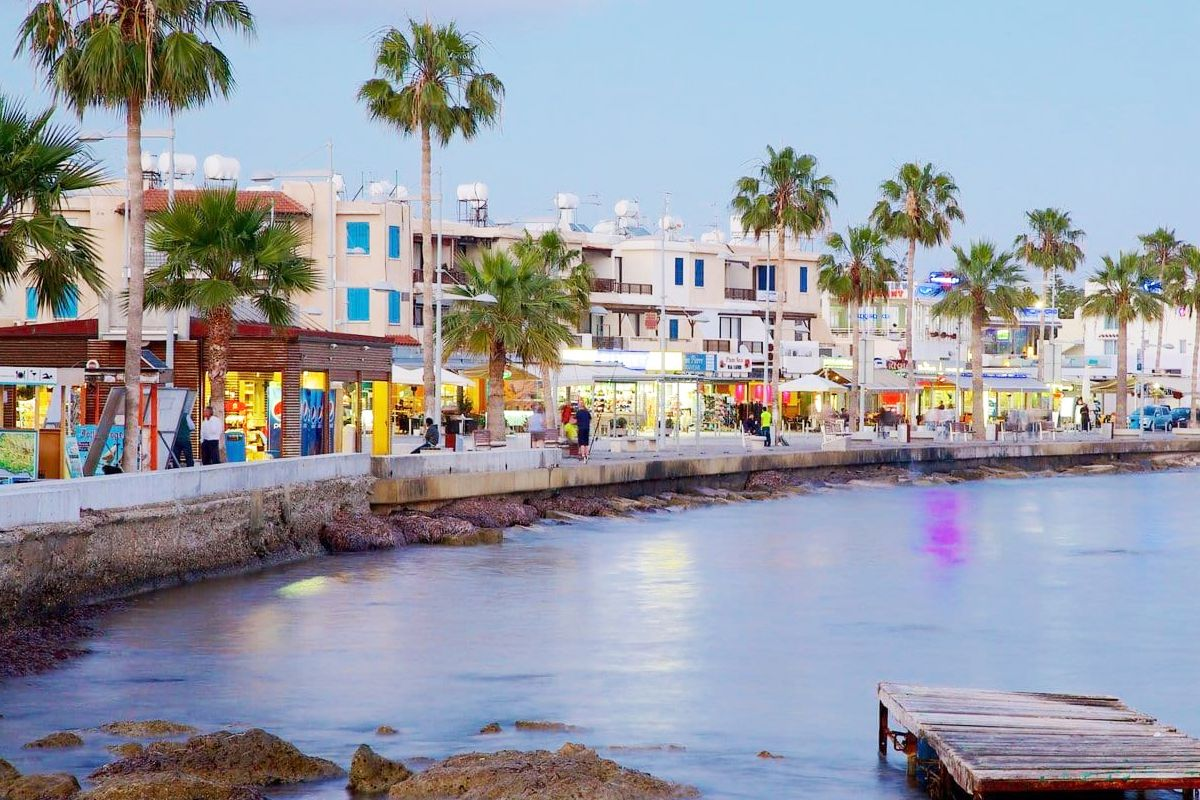 مدينة بافوس قبرص