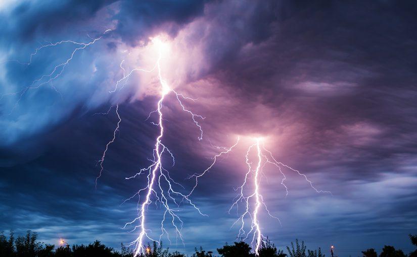 ما هي فوائد البرق والرعد