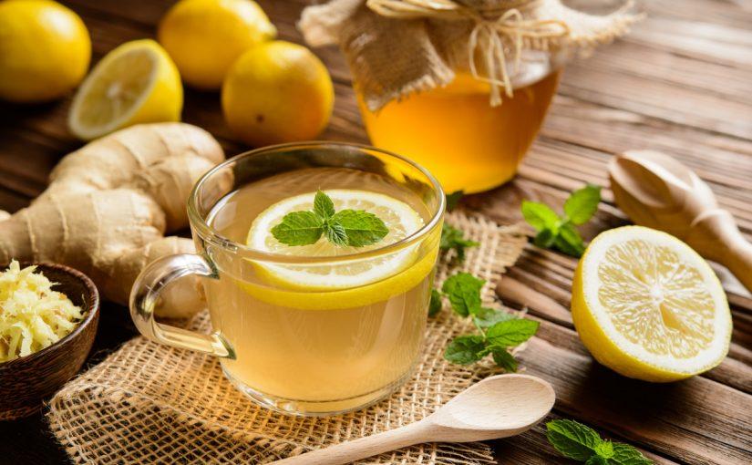 فوايد الزنجبيل والليمون