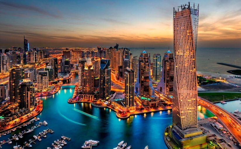 مدينة دبي الرياضية أول مدينة رياضية متكاملة في دبي