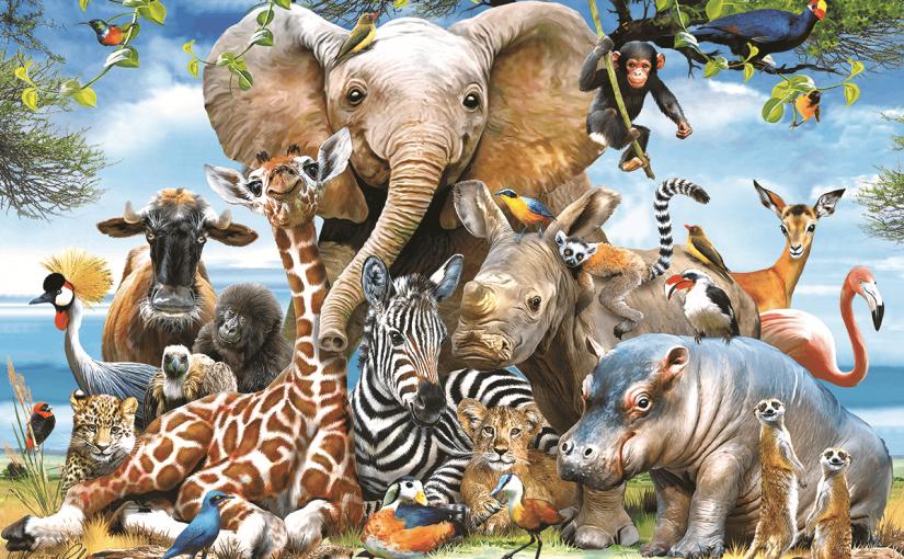 صور مخلوقات حية