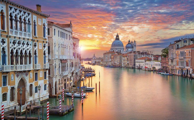 معلومات عن مدينة البندقية في ايطاليا