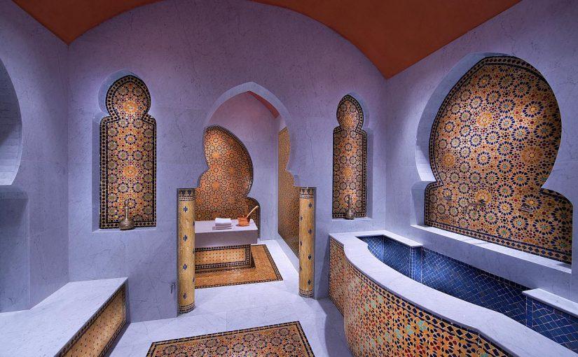 دلل جسدك بالحمام المغربي في رويال كلوب