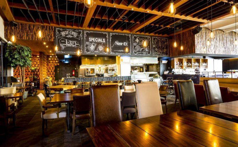 مطعم نصرت أسطورة الستيك التركي في دبي