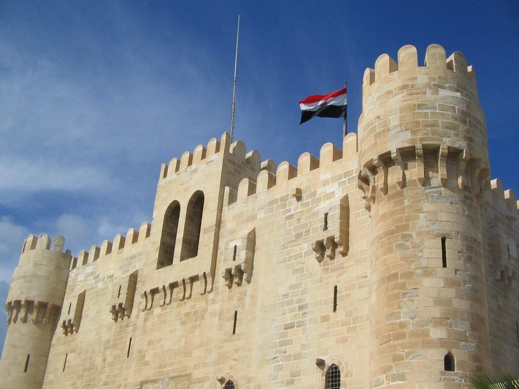 معلومات عن قلعة قايتباي بالاسكندرية