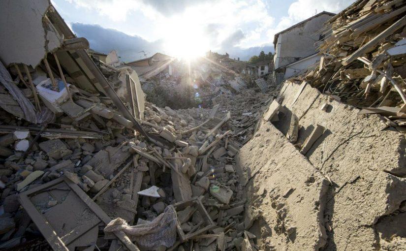 تعريف الزلازل