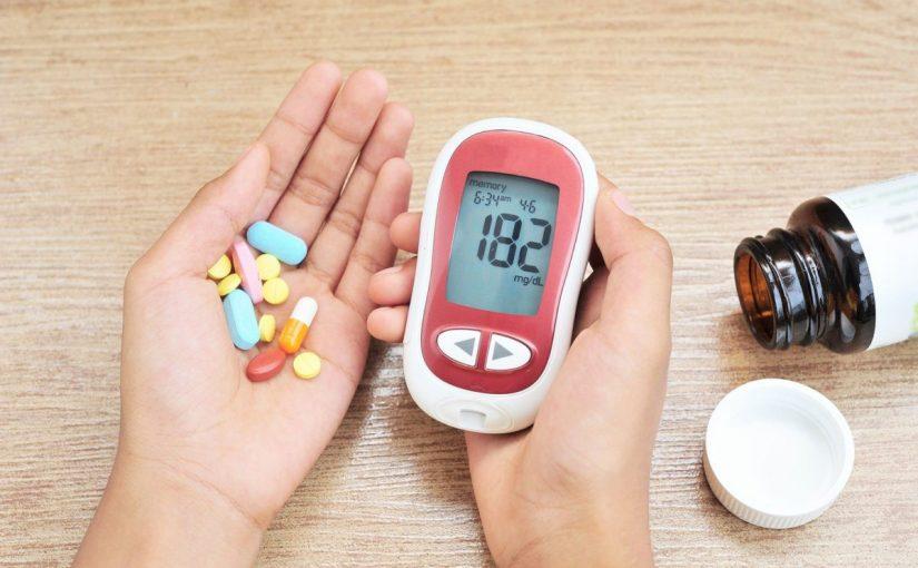 اسم فيتامين لمرضى السكر