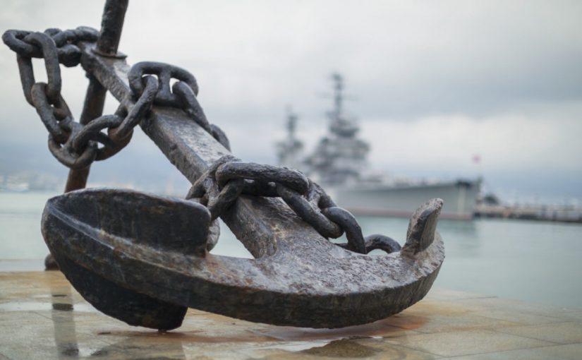 anchor معنى