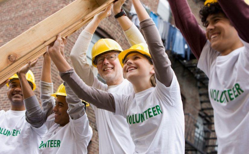 حوار عن العمل التطوعي