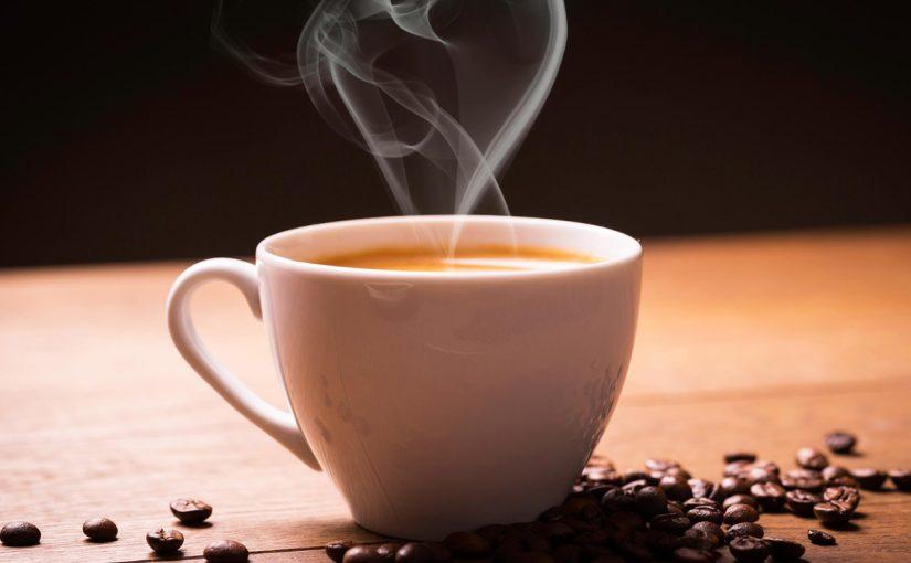 عباره عن القهوة