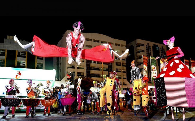 أحدث الفعاليات في دبي