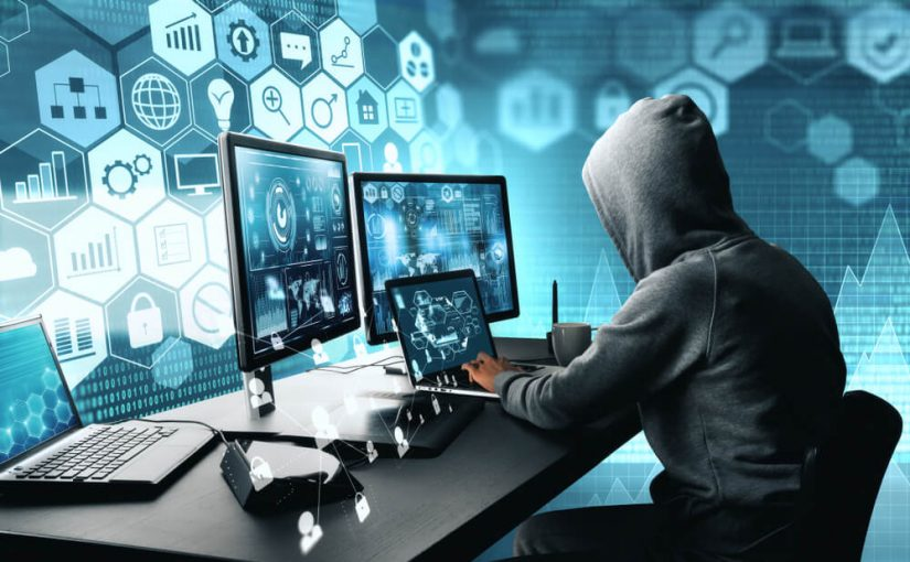 بحث عن الجرائم الالكترونية pdf