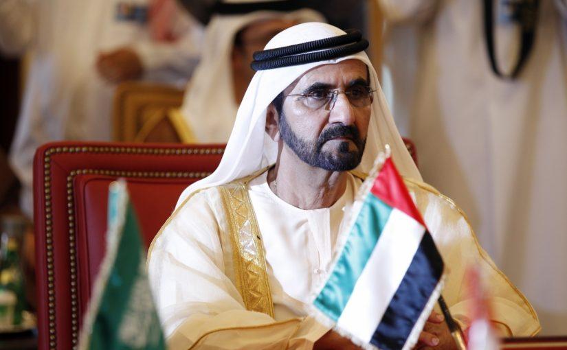 تعرف على هوايات شيوخ الإمارات المفضلة