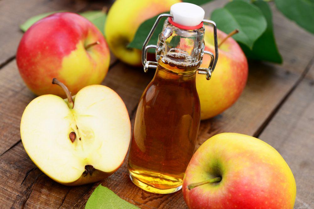 وصفة خل التفاح لتنعيم الشعر المجعد