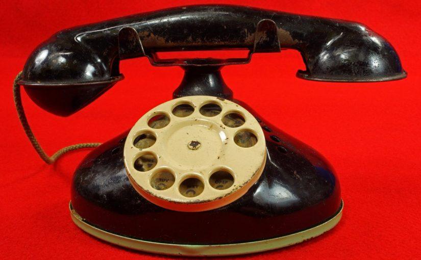 اختراع الهاتف