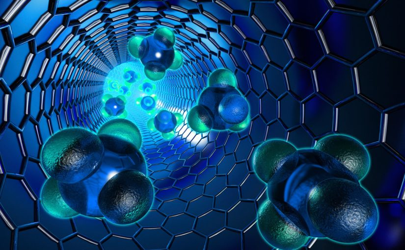 بحث عن النانو