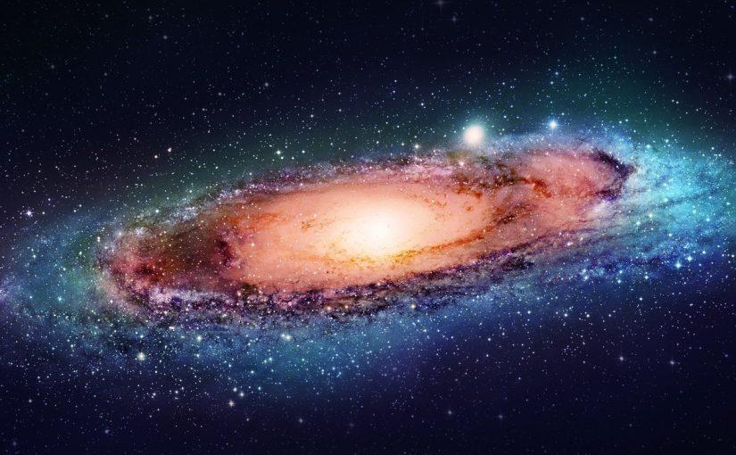 اسماء المجرات