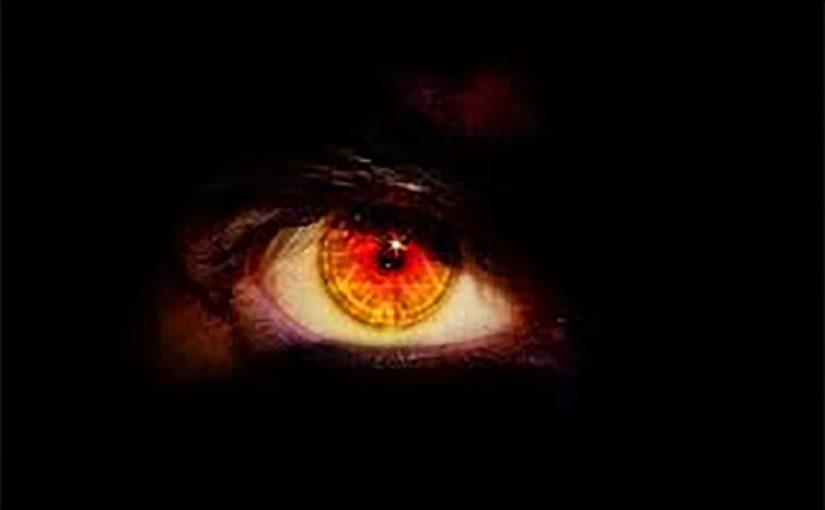 اعراض العين في البطن