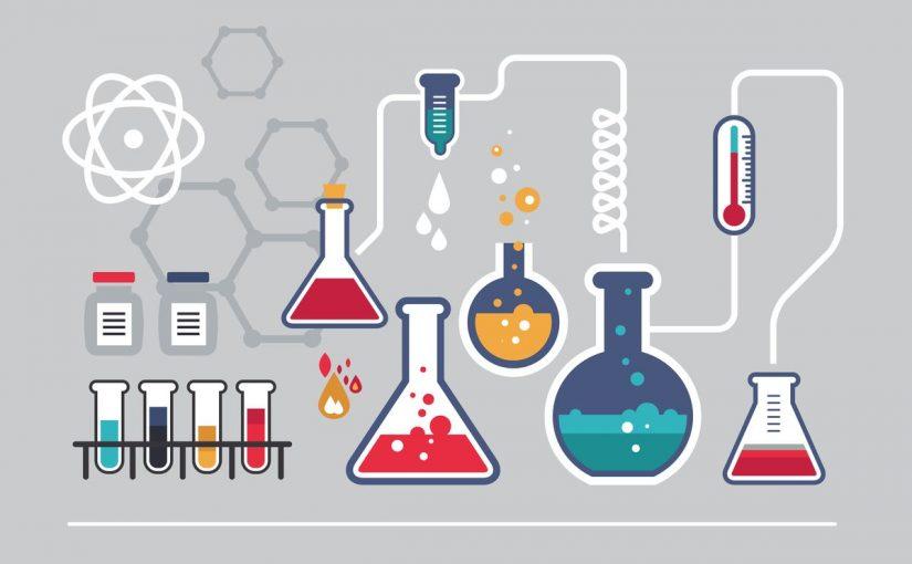 معلومات عن الكيمياء بشكل عام
