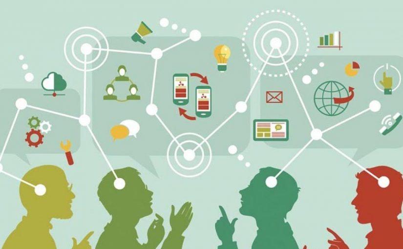 بحث عن التقنية والاتصالات الحديثة